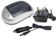 BC-10LCDA Chargeur, CASIO BC-10LCDA Chargeur Compatible